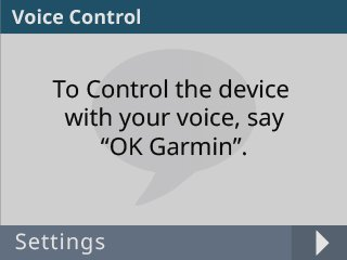 Голосовое управление Dash Cam 66w