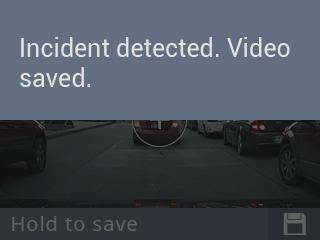 Запись видео Dash Cam 66w