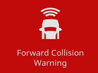 FCWS предупреждения о столкновении Dash Cam 66w
