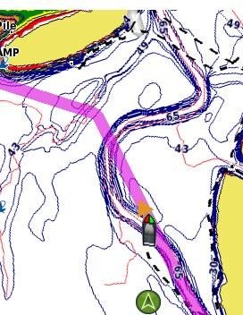 echomap карты водных путей