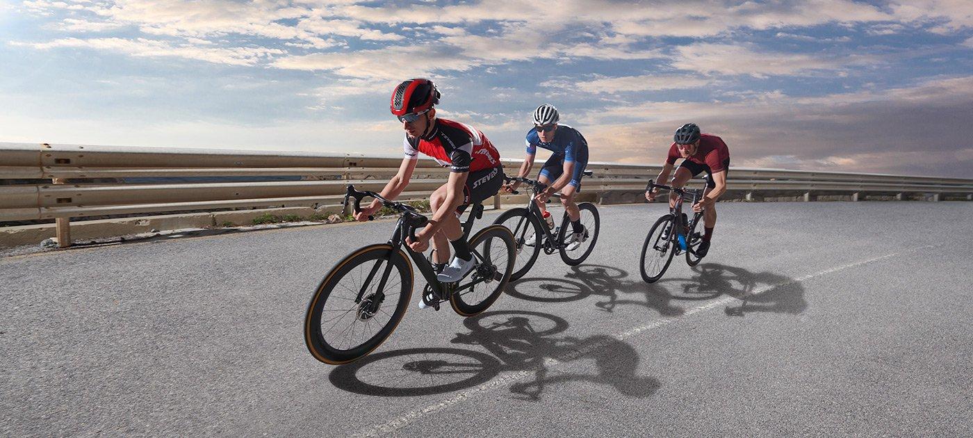 Герои велосипедисты edge 530