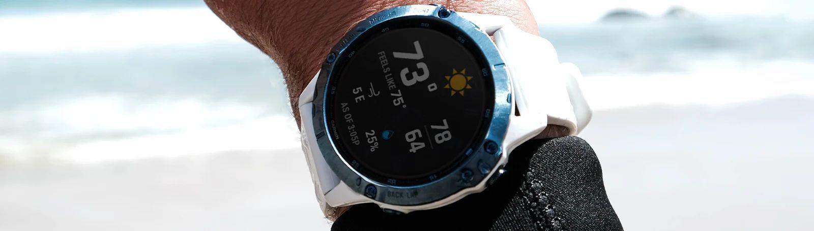 fenix 6 solar Hero
