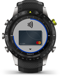 Garmin Pay MARQ