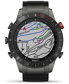 Топо карты горнолыжных курортов MARQ