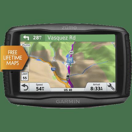 Купить Zumo 595LM Europe - премиум мото-навигатор с картами Европы в интернет магазине Навигационныx систем и оборудования Garmin