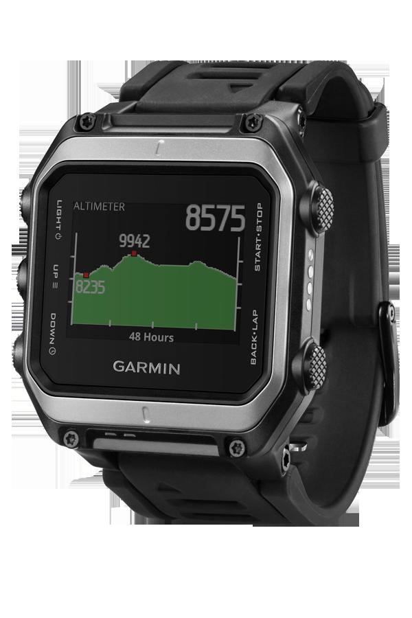 Epix - умные часы для туризма с топокартойEpix - умные часы для туризма с  топокартой 5fe808f1a6db9