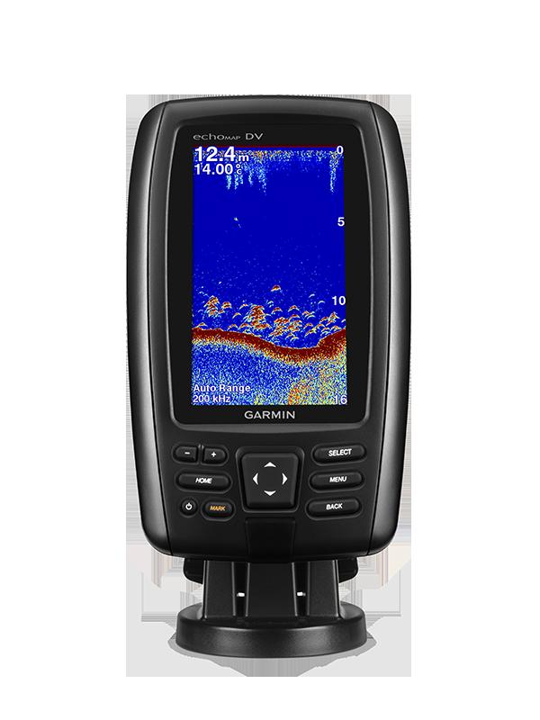 Купить Echomap chirp 42dv/cv в интернет магазине Навигационныx систем и оборудования Garmin