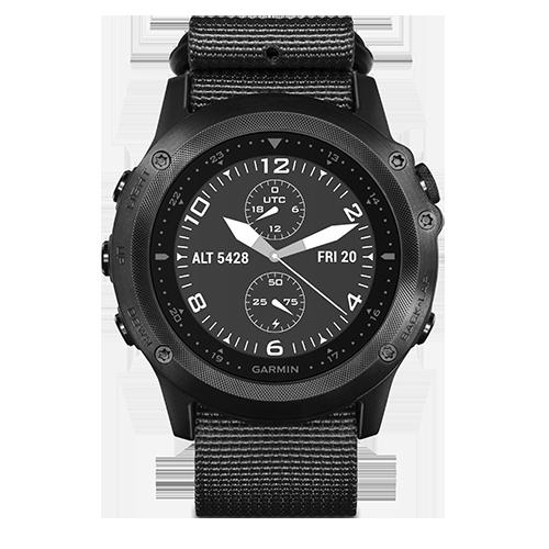 Купить Tactix Bravo - умные часы в стиле «милитари» в интернет магазине Навигационныx систем и оборудования Garmin