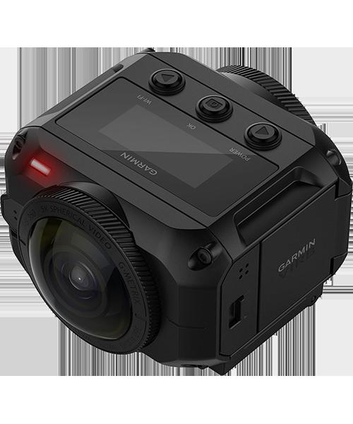 Купить Virb 360 в интернет магазине Навигационныx систем и оборудования Garmin