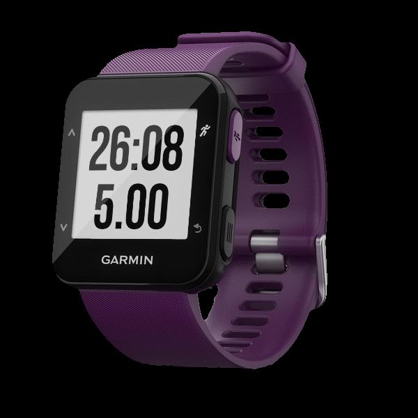 Купить Forerunner 30 фиолетовые в интернет магазине Навигационныx систем и оборудования Garmin