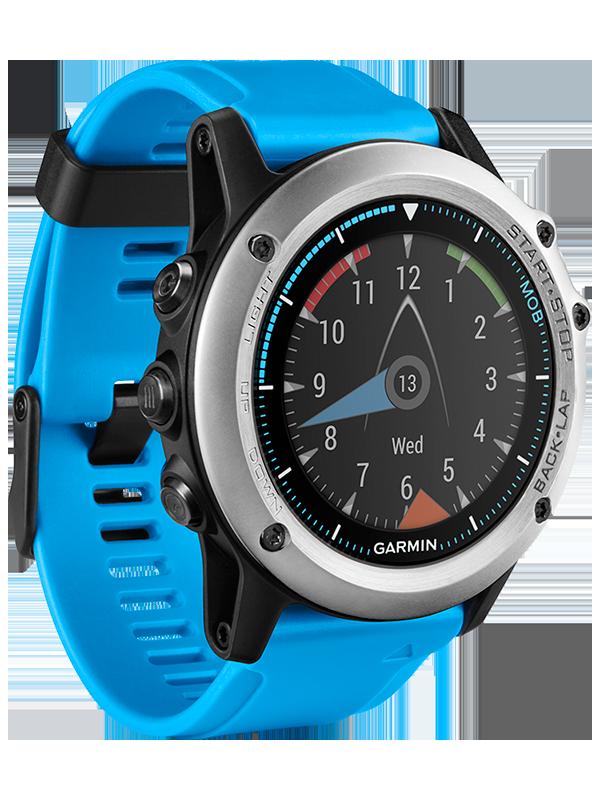 Купить Quatix 3 в интернет магазине Навигационныx систем и оборудования Garmin