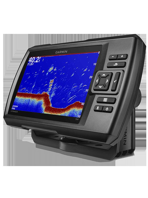 Купить Striker 7sv в интернет магазине Навигационныx систем и оборудования Garmin