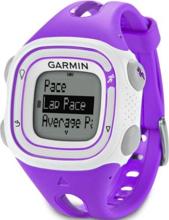 Купить Forerunner 10 Фиолетово-белый в интернет магазине Навигационныx систем и оборудования Garmin