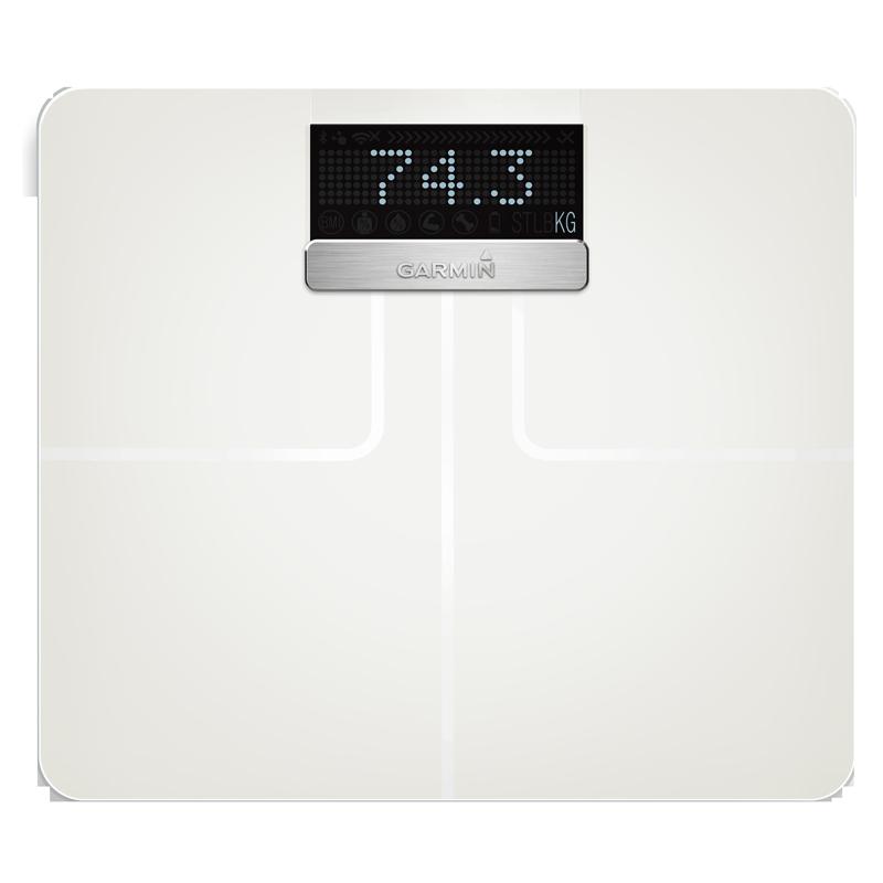 Купить Смарт-весы Index White в интернет магазине Навигационныx систем и оборудования Garmin