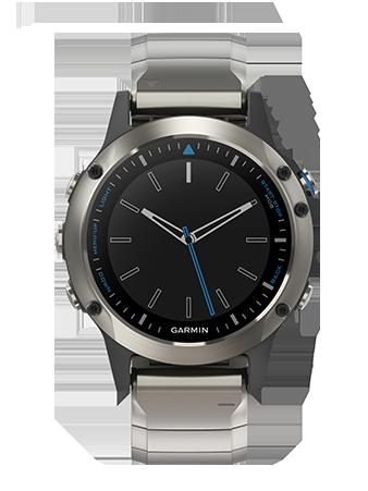 Купить Quatix 5 Sapphire в интернет магазине Навигационныx систем и оборудования Garmin