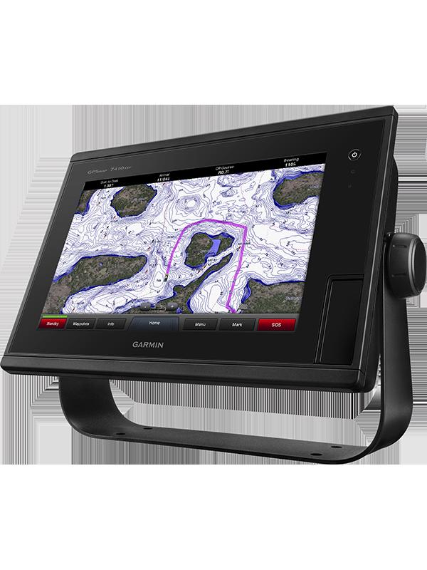 Купить Gpsmap 7410xsv в интернет магазине Навигационныx систем и оборудования Garmin