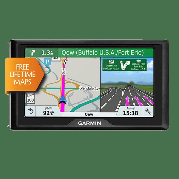 Купить Drive 61 LMT-S Вся Европа в интернет магазине Навигационныx систем и оборудования Garmin