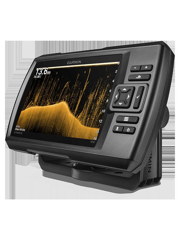 Купить Striker 7dv/cv в интернет магазине Навигационныx систем и оборудования Garmin