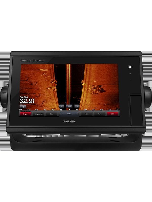 Купить Gpsmap 7408xsv в интернет магазине Навигационныx систем и оборудования Garmin