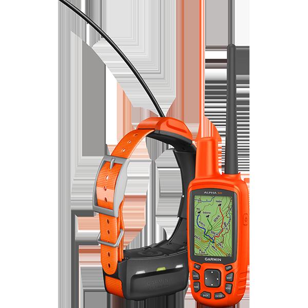 Купить Alpha 50 с ошейником Т5 в интернет магазине Навигационныx систем и оборудования Garmin