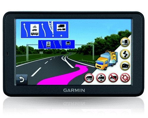 Купить Dezl 560LMT Europe - навигатор 5 дюймов для водителей грузовиков в интернет магазине Навигационныx систем и оборудования Garmin