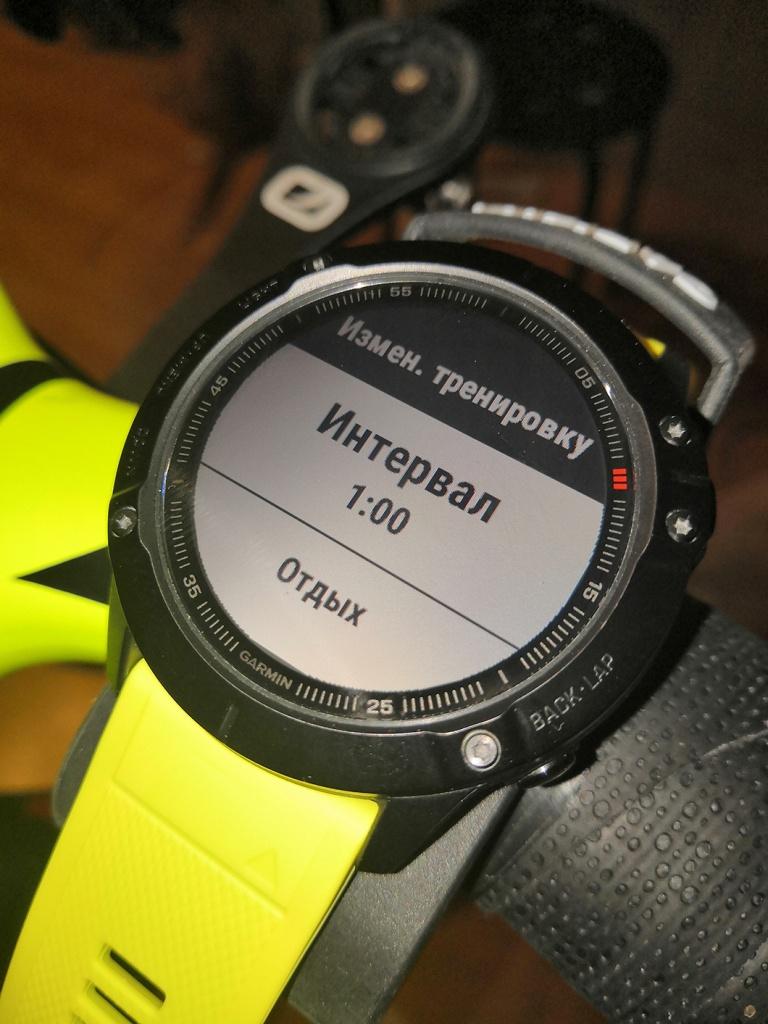 Fenix 6x Pro смарт умные часы