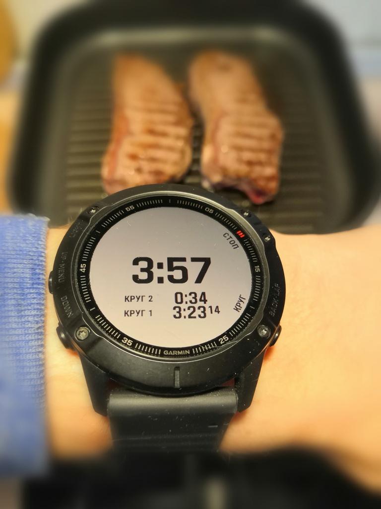 спортивные часы Феникс 6