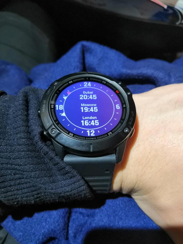 смарт часы Fenix 6
