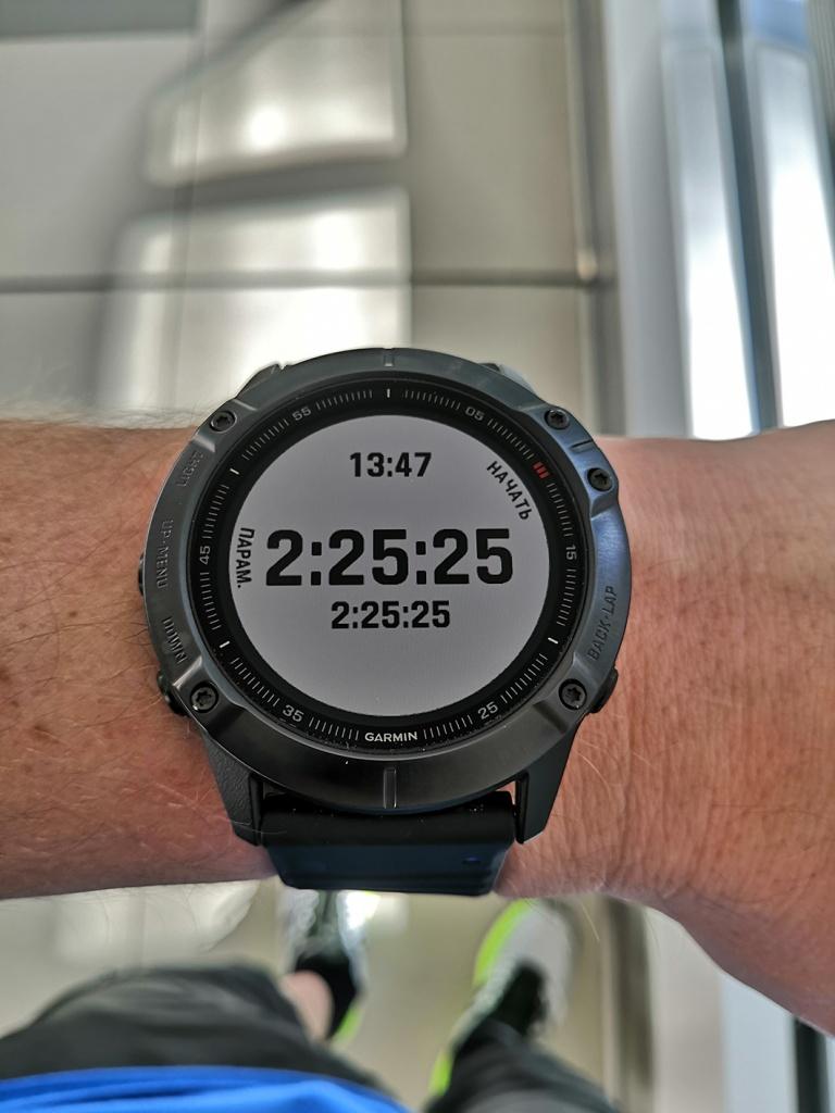 спортивные часы Fenix