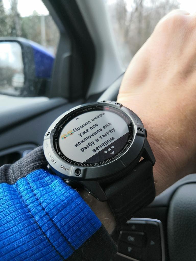 часы Fenix
