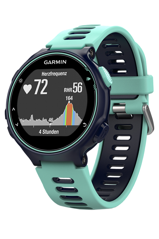 Купить Forerunner 735XT HRM-Run синие в интернет магазине Навигационныx систем и оборудования Garmin
