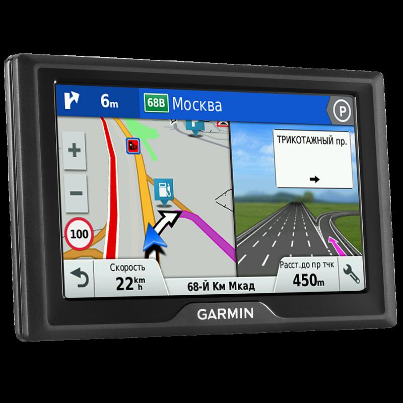 Купить Drive 50 LM Europe - навигатор 5 дюймов с картой Европы в интернет магазине Навигационныx систем и оборудования Garmin