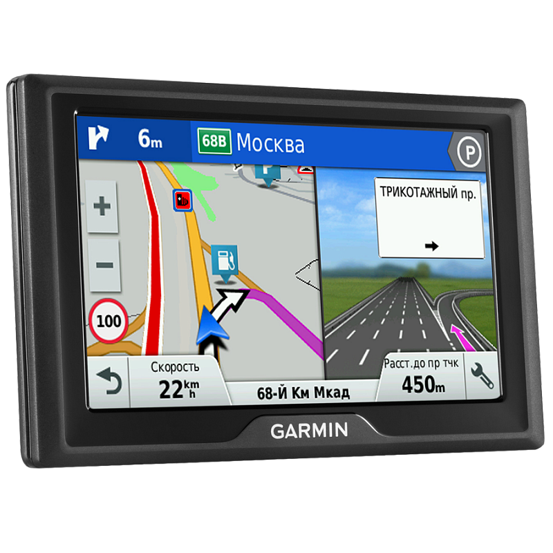 Купить Drive 50 LMT Europe - навигатор 5 дюймов с картой Европы и пробками в интернет магазине Навигационныx систем и оборудования Garmin