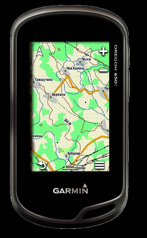 Купить Oregon 650 - навигатор с сенсорным экраном, картой и фотокамерой со вспышкой в интернет магазине Навигационныx систем и оборудования Garmin