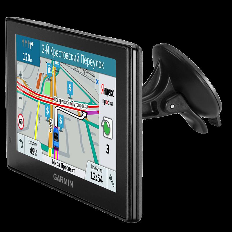 Купить DriveSmart 60 LMT Europe - навигатор 6,1 дюйма с уведомлениями, картой Европы и трафиком в интернет магазине Навигационныx систем и оборудования Garmin