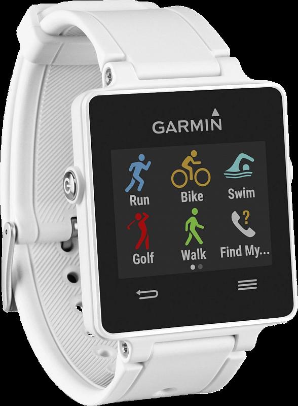 Купить Vivoactive белый в интернет магазине Навигационныx систем и оборудования Garmin