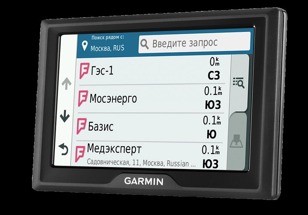 Инструкция по Навигатору Garmin