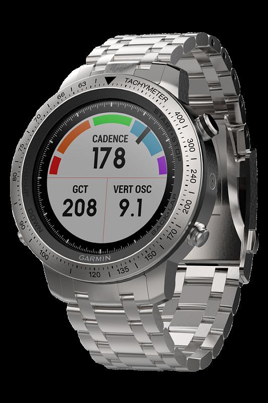 Купить Fenix Chronos с металлическим браслетом в интернет магазине Навигационныx систем и оборудования Garmin