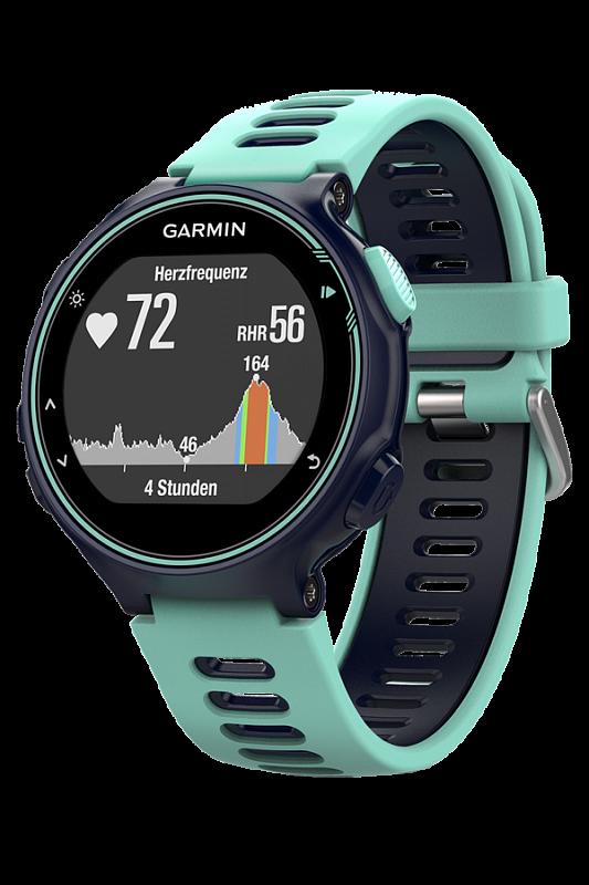 Купить Forerunner 735XT HRM-Tri-Swim синие в интернет магазине Навигационныx систем и оборудования Garmin