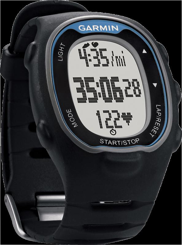 Купить Forerunner 70 HRM черно-синий в интернет магазине Навигационныx систем и оборудования Garmin