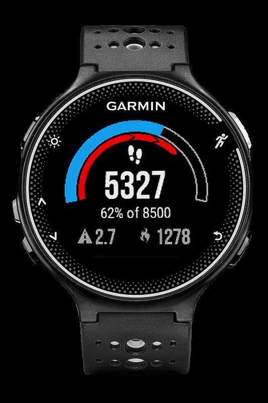Купить Forerunner 230 черно-белые в интернет магазине Навигационныx систем и оборудования Garmin