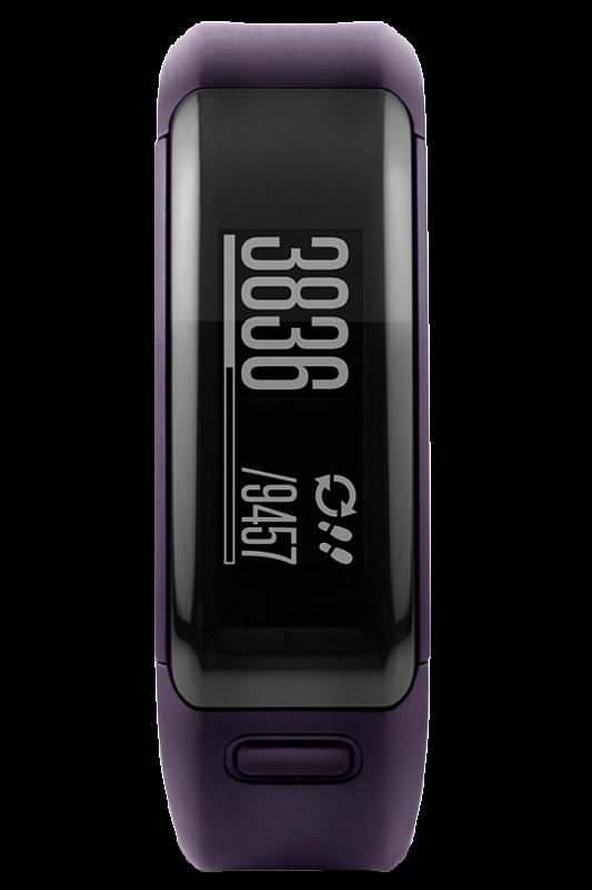 Купить Vivosmart HR фиолетовый стандартный размер в интернет магазине Навигационныx систем и оборудования Garmin