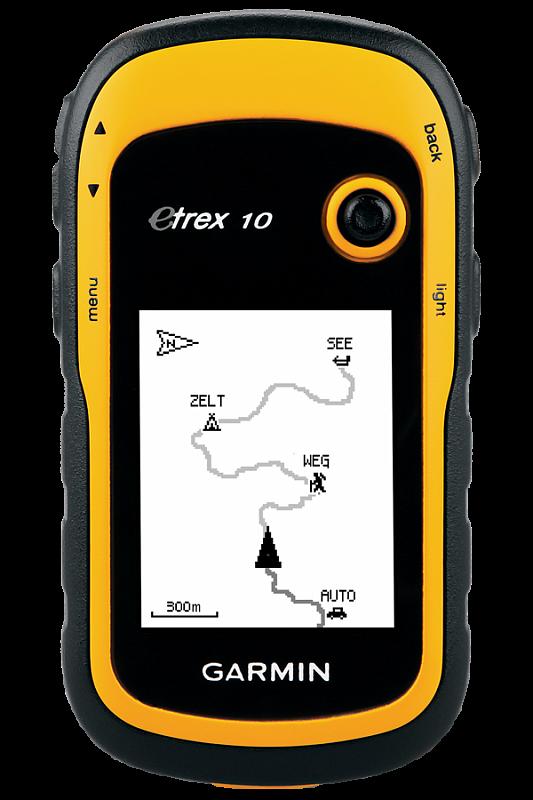 Купить eTrex 10 - самый доступный кнопочный навигатор в интернет магазине Навигационныx систем и оборудования Garmin