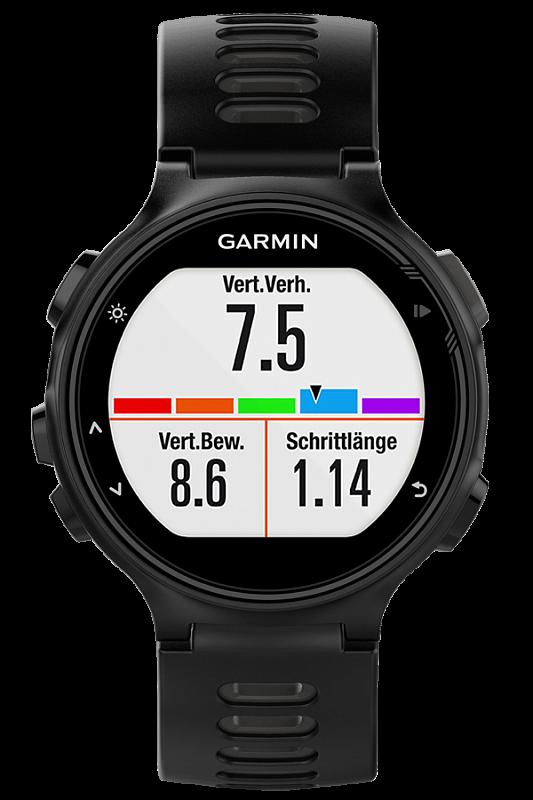 Купить Forerunner 735XT HRM черно-серые в интернет магазине Навигационныx систем и оборудования Garmin