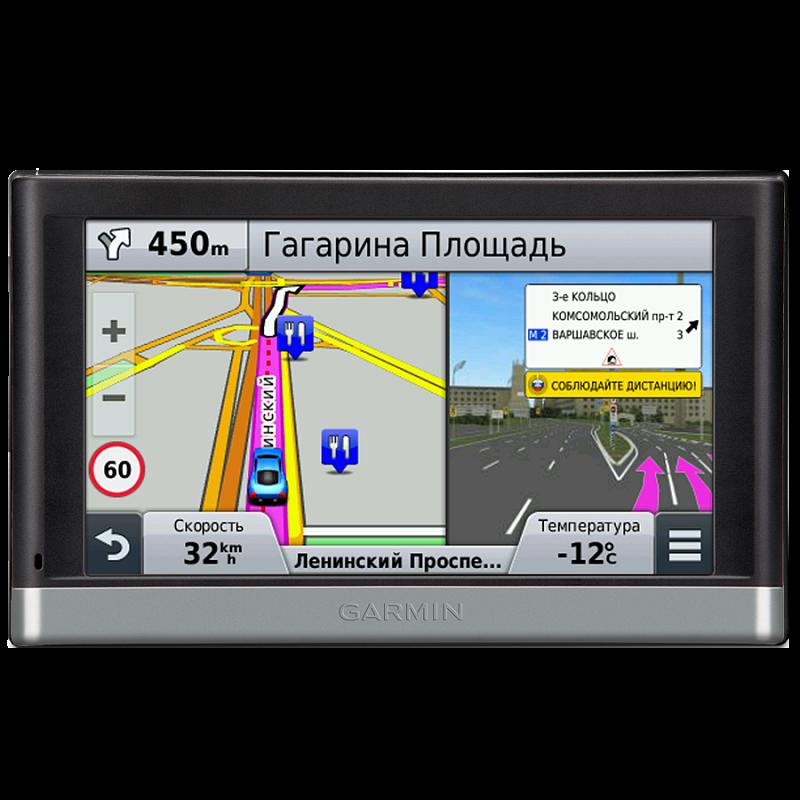 Купить Nuvi 2597LMT - навигатор 5 дюймов с картой России и выбором ориентации экрана в интернет магазине Навигационныx систем и оборудования Garmin