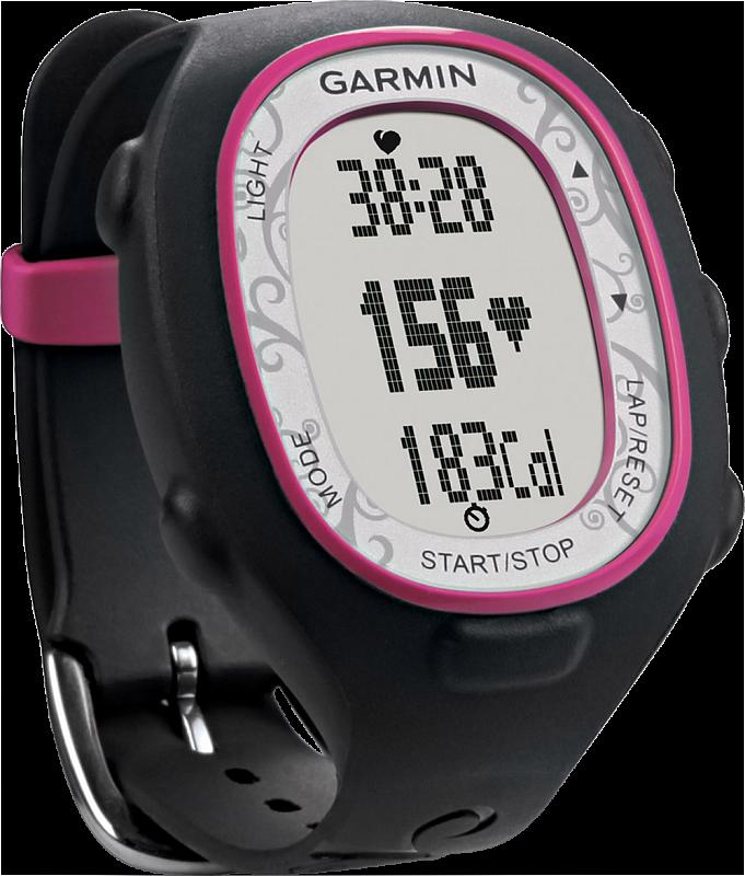 Купить Forerunner 70 HRM черно-розовый в интернет магазине Навигационныx систем и оборудования Garmin
