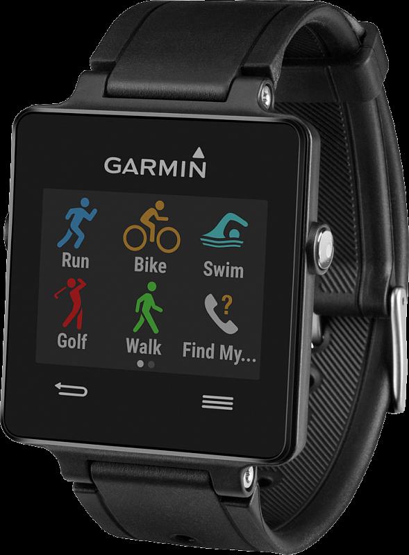 Купить Vivoactive черный в интернет магазине Навигационныx систем и оборудования Garmin